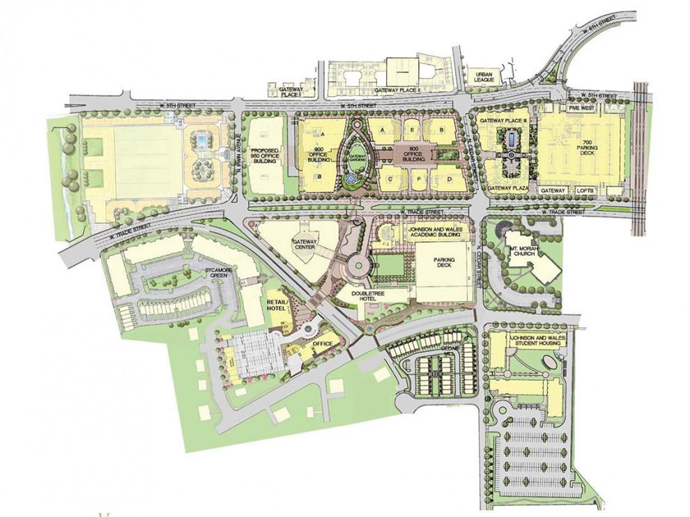Master Planning Architects